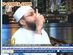 الشيخ محمود شعبان من يطلب بسقوط مرسى يجب قتله ودمه هدر