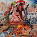 لوحة الثورة
